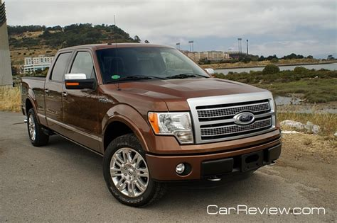 Car Reviews 2011 Ford F150 Platinum Review  Luxury And