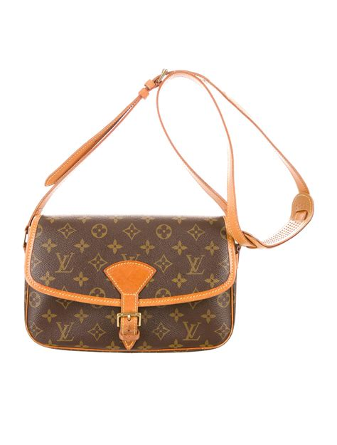 louis vuitton monogram sologne bag handbags lou
