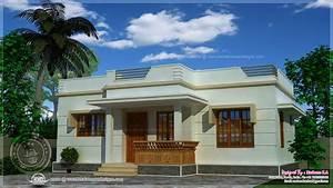 Single Floor Kerala Home Design 800 Square Feet