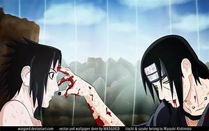 Naruto Shippuden Uchiha Itachi Sasuke - WallDevil