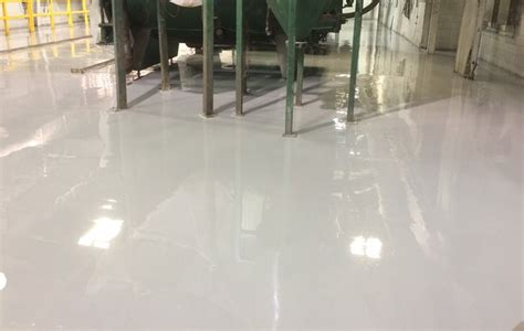 ideal epoxy floor coating thickness