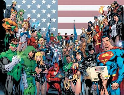 Dc Characters Movies Superheroes Collider