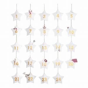 Calendrier Avent Fille : calendrier de l 39 avent fille 24 surprises blanc numero 74 jouet ~ Preciouscoupons.com Idées de Décoration
