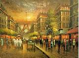 Pictures of Oil Painting