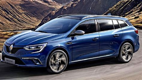 renault megane 4 grandtour renault megane grandtour 2016 official
