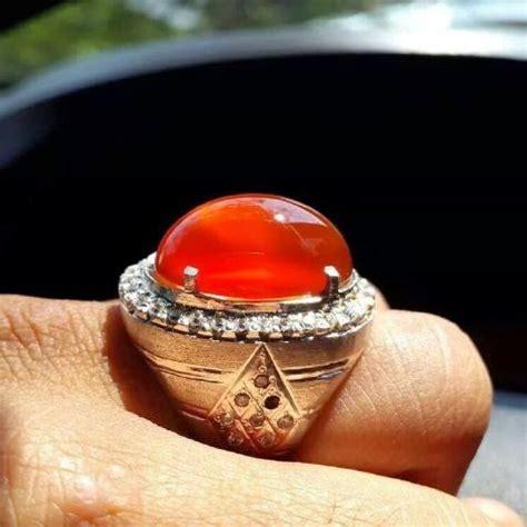 batu cincin akik bongkahan bahan mentah batu cincin akik cempaka merah