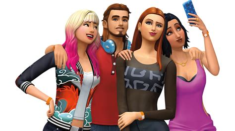 Get Together In A Brand New Sims 4 Expansion Pack