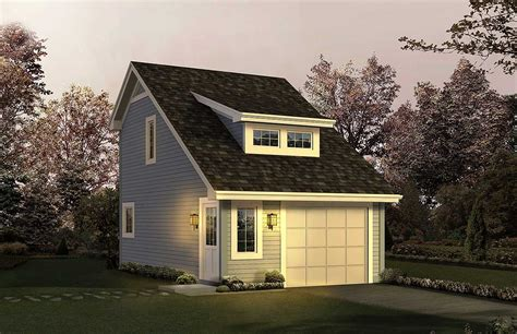 Garage Design Plans by Garage With Studio Apartment 57163ha Architectural