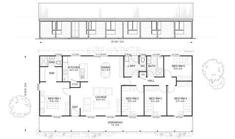5 Bedroom House Plans Australia by Sandford 5 Met Kit Homes 5 Bedroom Steel Frame Kit