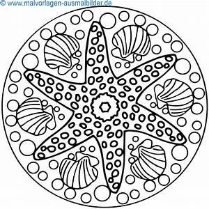 Mandala Ausmalbilder Ausmalbilder Pinterest