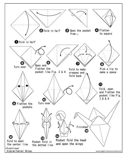 afbeeldingsresultaat voor origami kraanvogel origami