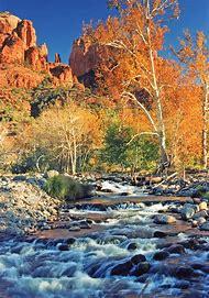 Sedona Arizona Fall Colors