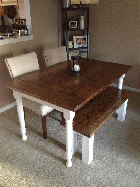 Ana White  Dining Room Table  Diy Projects