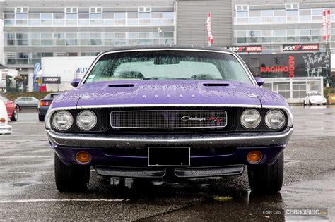 Dodge Photo by Photos Du Jour Dodge Challenger Rt 440 Magnum Classic Days