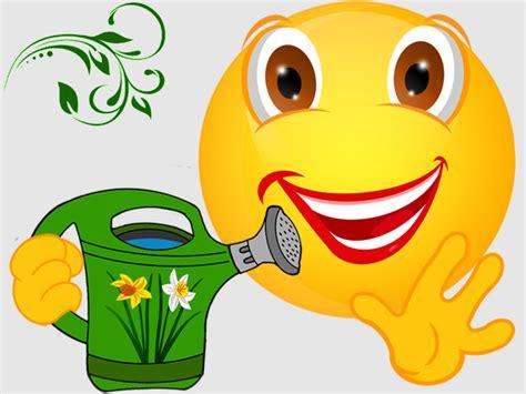 Garten Smiley « Cliparts