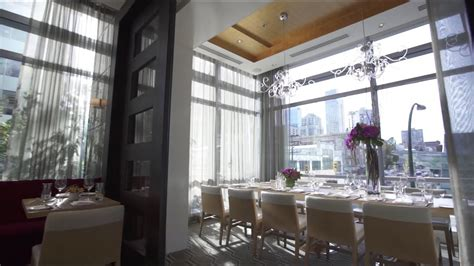 Market Private Dining Rooms At Shangri-la Vancouver