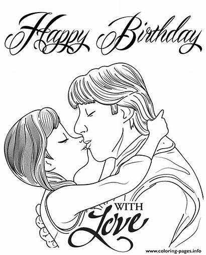Coloring Kristoff Anna Frozen Colouring Pages Cast