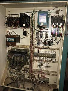 Help Identifying Electronics System In Unknown Mill