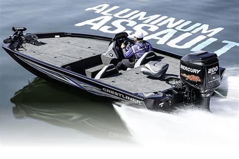 Used Aluminum Fishing Boats New York by 2017 Best Aluminum Bass Boats Southern Edition Fish