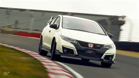 Gt Sport's N300 Sport Mode Race Becomes One-make Civic