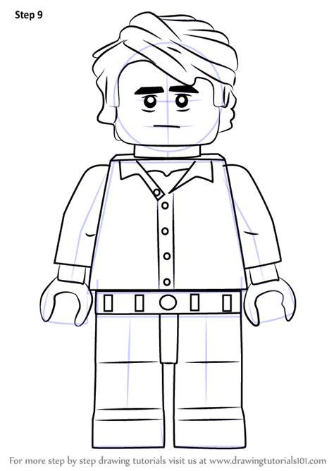 learn   draw lego bruce banner lego step  step