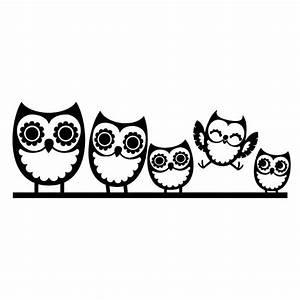 Owl Clipart Black and White - Clipartion.com