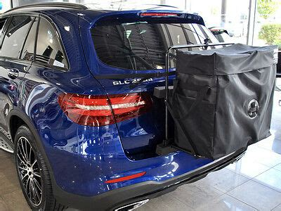 Have a look at our car gallery to see what packline roof boxes will look like on your mercedes. Mercedes GLC Roof Box - Unique Alternative 30% More Boot ...