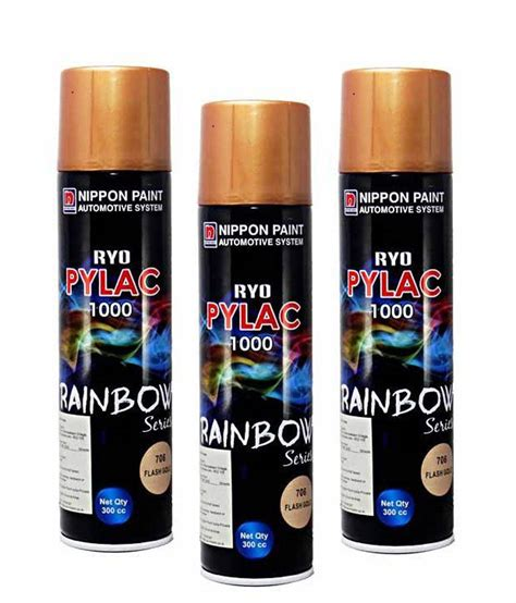 buy nippon paint pylac 1000 spray paint at low