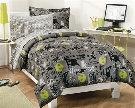 Bedding For by Total Fab Graffiti Comforter Bedding Sets For Boys