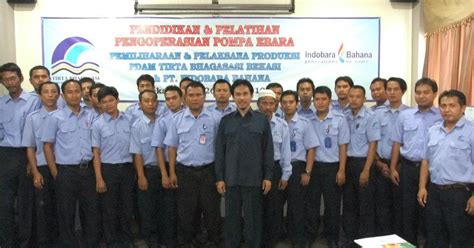 loker jakarta pt indobara bahana sbg sales engineer
