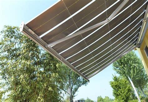 Tende Da Sole Fotovoltaiche Difendersi Dal Caldo Senza Condizionatore Si Pu 242