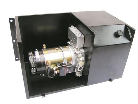 Hydraulics Online | Fluidlink DC Power Packs | Hydraulics ...