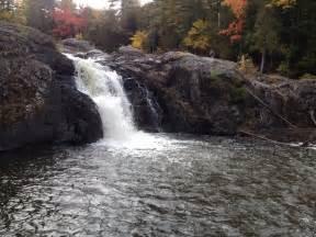 dead river falls upper peninsula  michigan