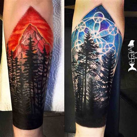 forest tattoos  tattoo ideas gallery