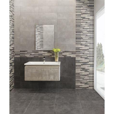 piastrelle bagno grigio piastrella sirio 20 x 50 cm grigio prezzi e offerte