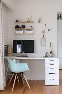 Ikea Arbeitszimmer Schrank : stylisher arbeitsplatz aus ikea alex schrank ikea hacks pinterest ikea alex diy zimmer ~ Sanjose-hotels-ca.com Haus und Dekorationen