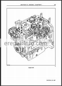 New Holland Engine Diagram
