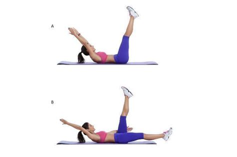 Boat Pose Weak Hip Flexors by The Best Lower Abs Exercises To Activate The Hardest