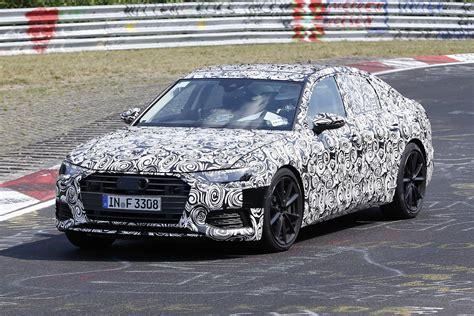 2019 Audi S6 First Spy Shots Gtspirit