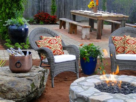Backyard Landscaping Ideas-attractive Fire Pit Designs