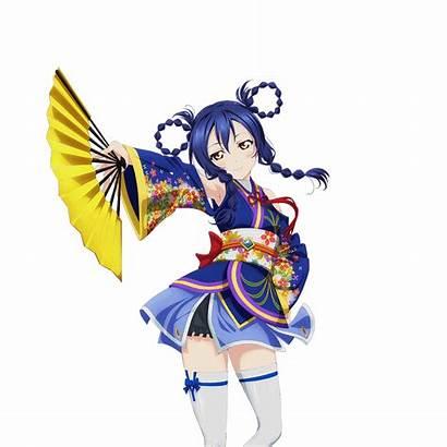 Angel Umi Angelic Sonoda Transparent Cards Idol