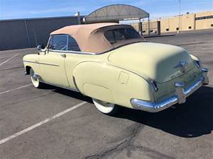 1950 Chevy Styleline Deluxe Convertible For Sale