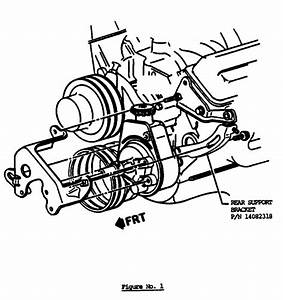 Chevy 350 Power Steering Pump Diagram