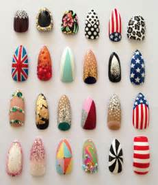 Latest nail polish designs for women in winter fashionexprez