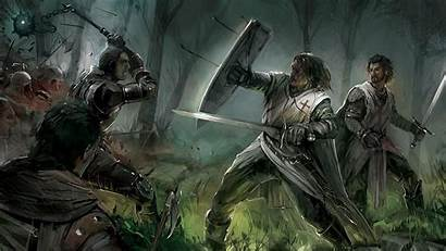 Knights Medieval Fight Wallpapertag