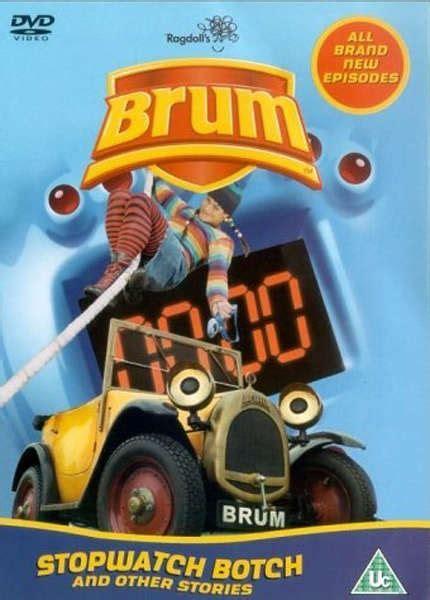 brum stopwatch botch dvd zavvicom