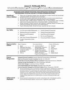 james e mcdonald resume With eresume