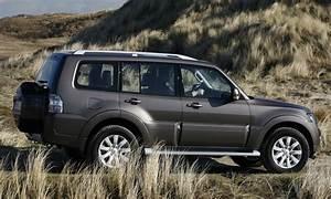 2010my Mitsubishi Pajero Suv Gets More Powerful Diesel