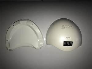 Lampe Mit Sensor : sun 5 led uv lampe mit sensor automatik und timer 48 watt herzlich willkommen bei nail ~ Watch28wear.com Haus und Dekorationen
