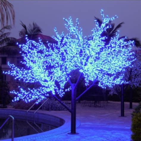 led outdoor tree lights warisan lighting
